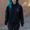 IMAGE   Triumviratus Pullover Champion Sweatshirt (Black) - detail 3