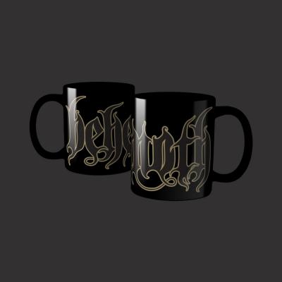 Logo Coffee Mug (Black)