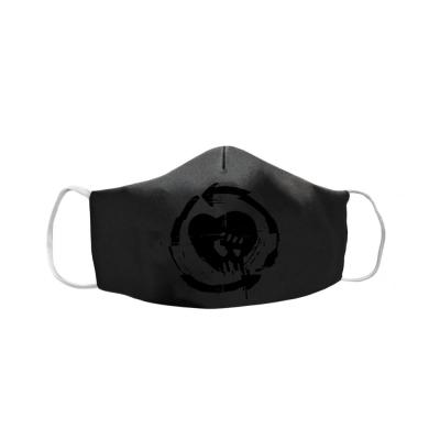 Evolution Heartfist Face Mask Blackblack