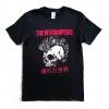 IMAGE   Pink & White Broken World T-Shirt (Black) - detail 2