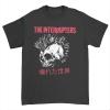 IMAGE   Pink & White Broken World T-Shirt (Black) - detail 1