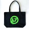 IMAGE   Spray Logo Oversized Tote Bag - detail 3