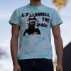 IMAGE | Smell The Magic Limited Crystal Dye Tee (White/Min - detail 3