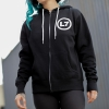 IMAGE   Smell the Magic Zip Up Hoodie (Black) - detail 2