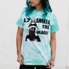 IMAGE | Smell The Magic Limited Crystal Dye Tee (White/Min - detail 2