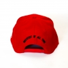 IMAGE   GOAT Hat (Red) - detail 2