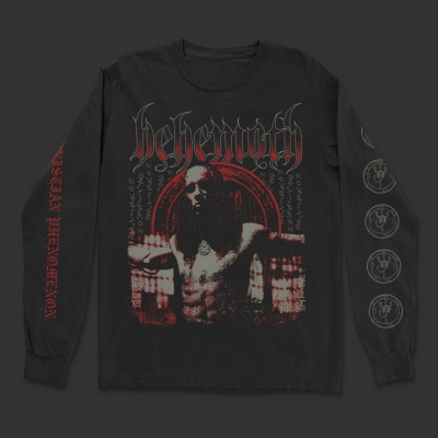 Anti-Christian Long Sleeve (Black)