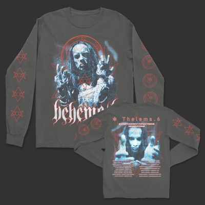 Thelema.6 EU Tour Long Sleeve (Vintage Black)