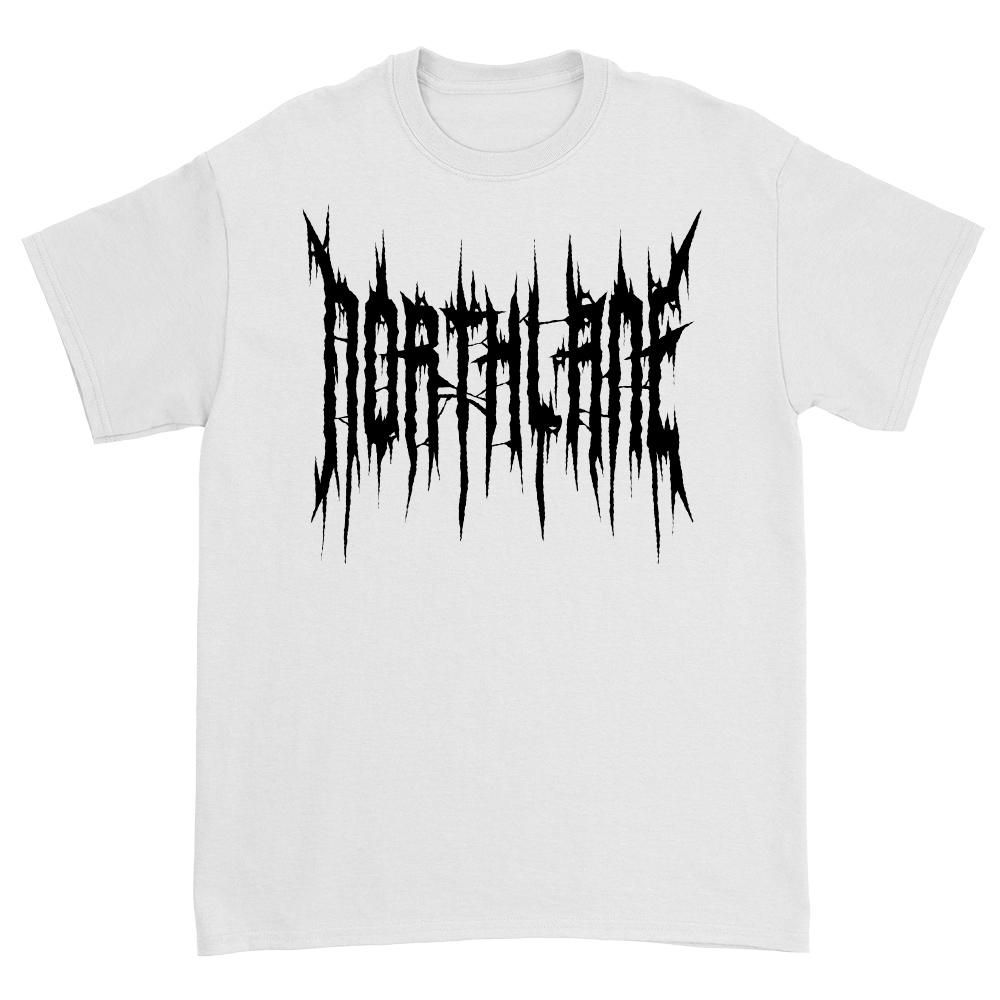 IMAGE | Death Metal T-Shirt (White)