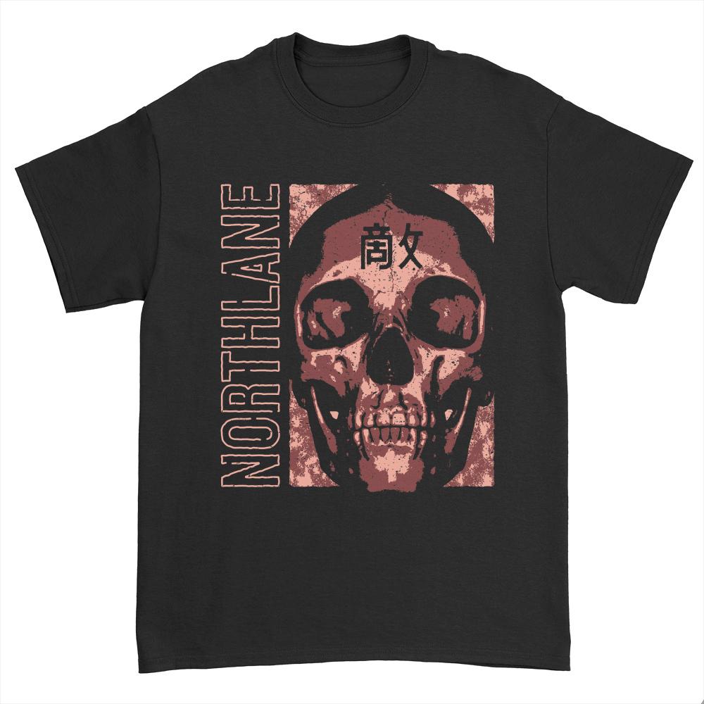 IMAGE | Red Enemy T-Shirt (Black)
