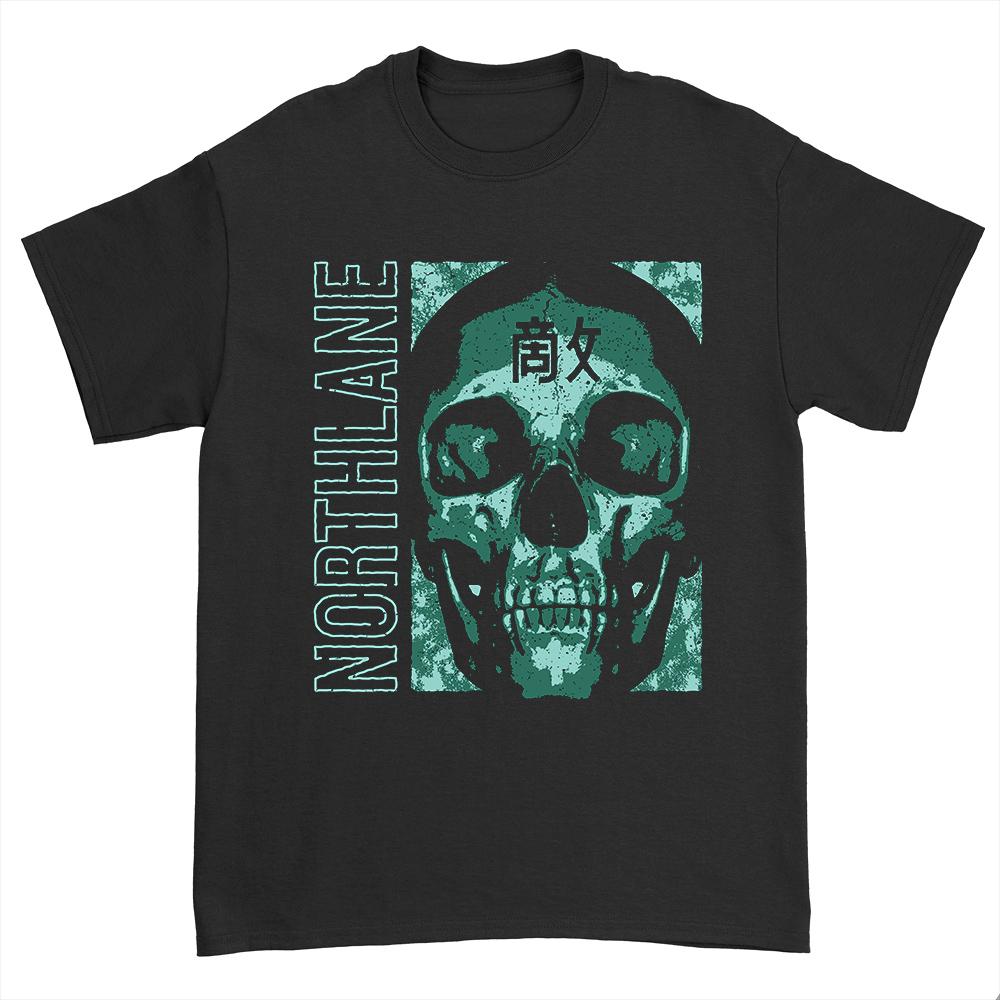 IMAGE | Green Enemy T-Shirt (Black)