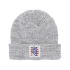 IMAGE | Twisted Snake Beanie (Light Grey) - detail 1