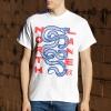 IMAGE   Twisted Snake T-Shirt (White) - detail 2