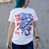 IMAGE   Twisted Snake T-Shirt (White) - detail 3
