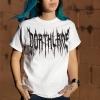 IMAGE | Death Metal T-Shirt (White) - detail 3