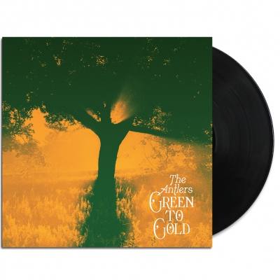 Green To Gold LP (Black)