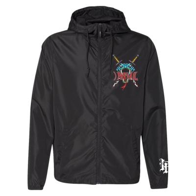 Viper Windbreaker Jacket (Black)