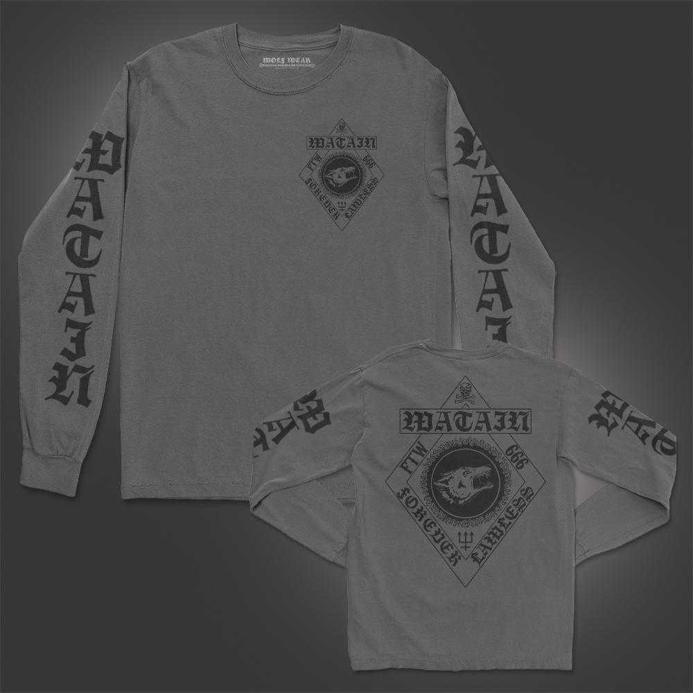 IMAGE | Forever Lawless Long Sleeve (Vintage Grey)
