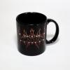 IMAGE   Fire Logo Coffee Mug (Black) - detail 2