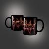 IMAGE   Fire Logo Coffee Mug (Black) - detail 1