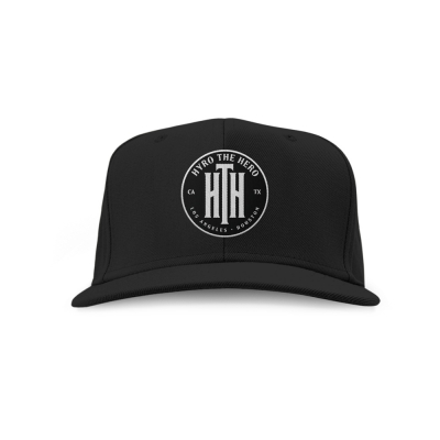 IMAGE | Woven Patch Snapback Hat