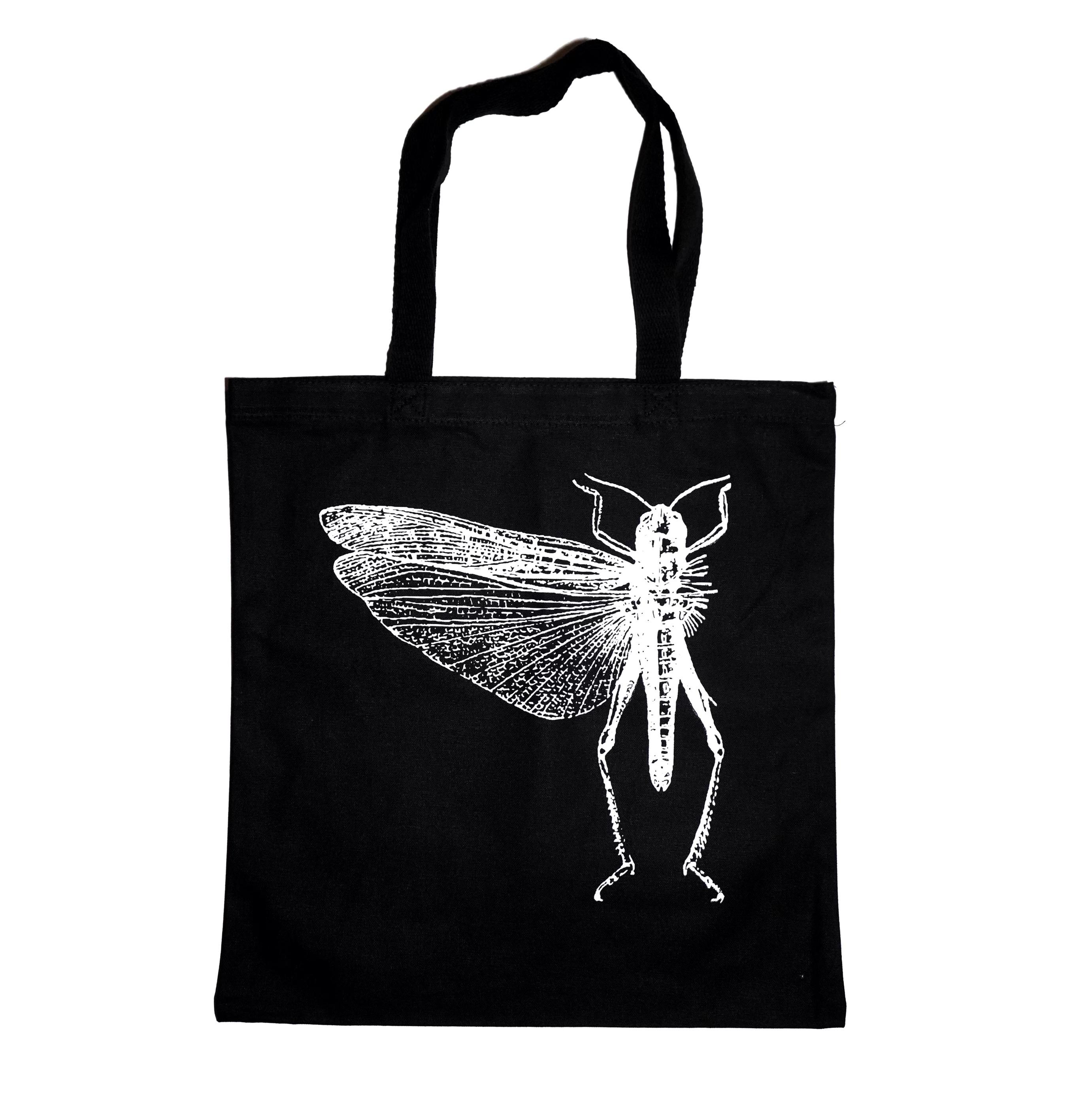 IMAGE | Classic Bug Tote Bag (Black)