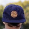 IMAGE   Surviving Wool Cap (Navy) - detail 2