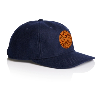 Surviving Wool Cap (Navy)