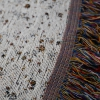 IMAGE   No Heroes Woven Blanket - detail 3