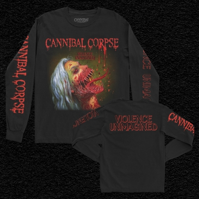 Violence Unimagined Long Sleeve (Black)