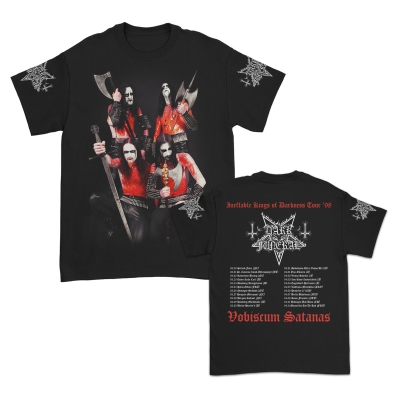 Kings Of Darkness Tour Tee (Black)