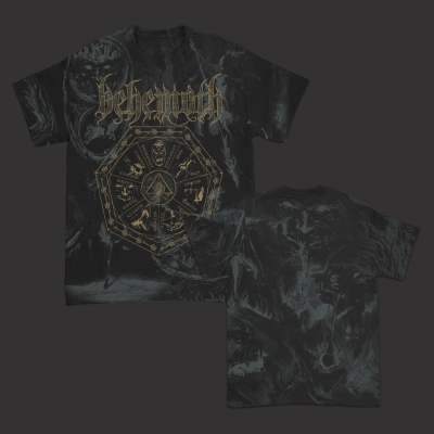 Satanist Seal All Over Print T-Shirt