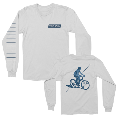 Bicycle Long Sleeve (White)
