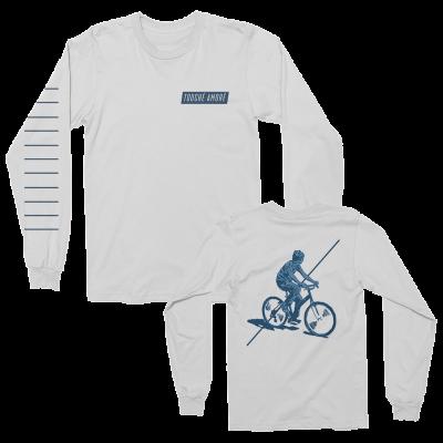 IMAGE | Bicycle Long Sleeve (White)
