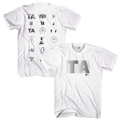 Icons Logo T-Shirt (White)