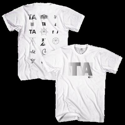 IMAGE | Icons Logo T-Shirt (White)