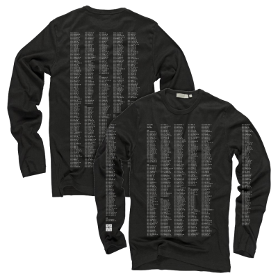 Dateback Longsleeve (Black)