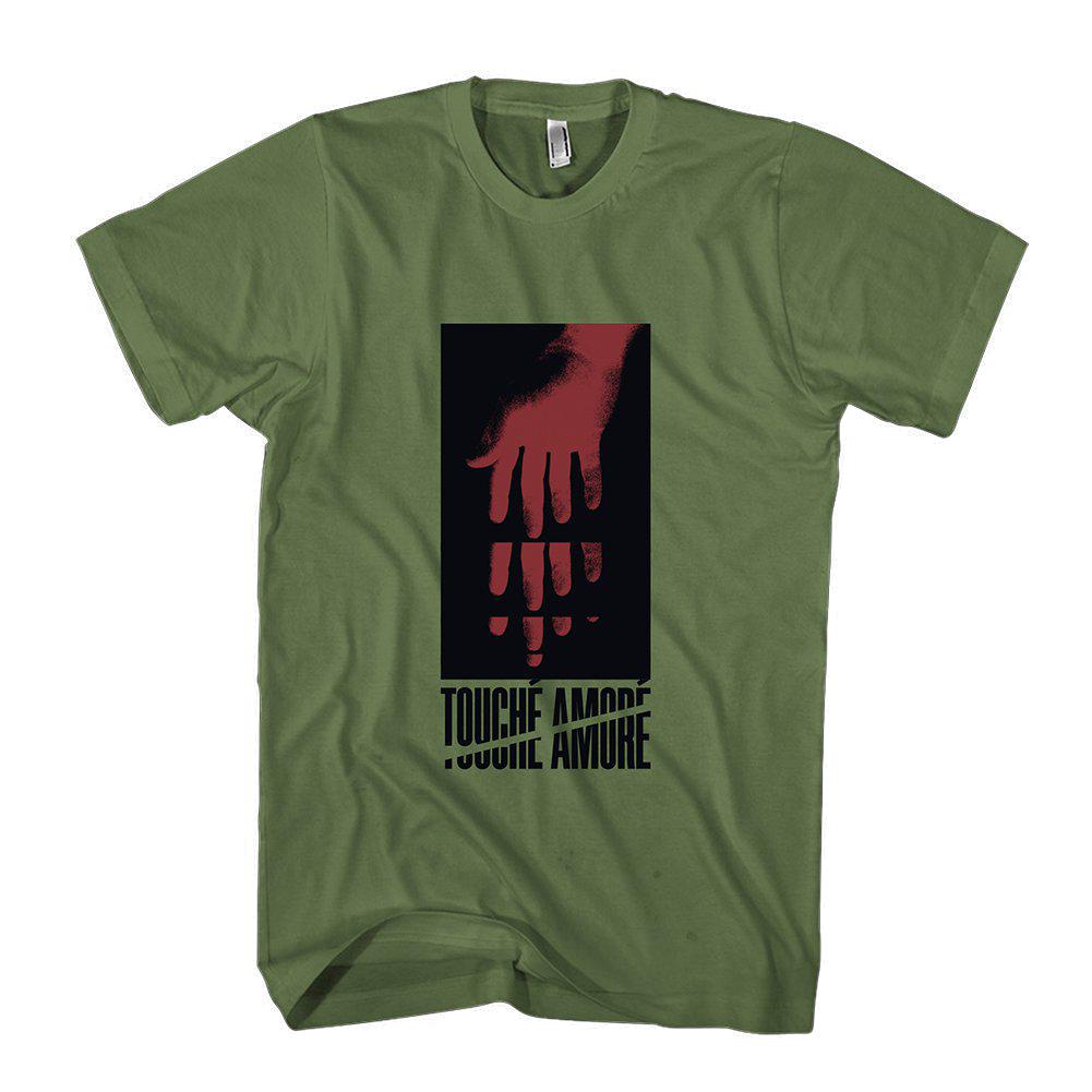 Hand Reach Tee (Army Green)