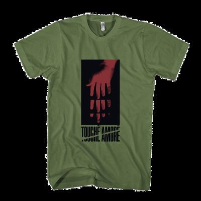 IMAGE | Hand Reach Tee (Army Green)