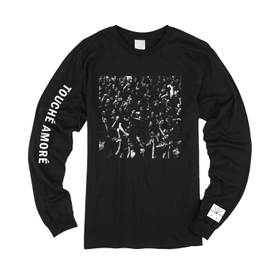 Live Photo Long Sleeve T-Shirt (Black)