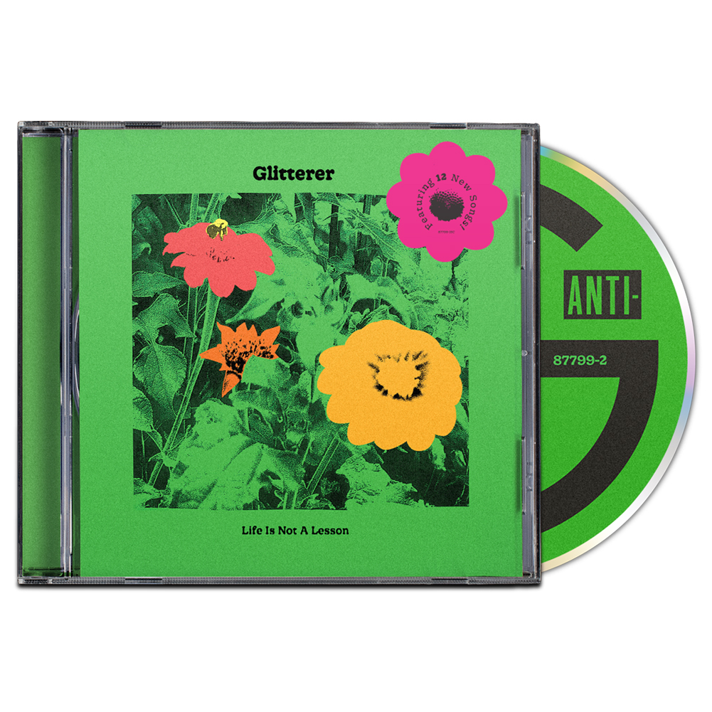 IMAGE | Life Is Not A Lesson CD
