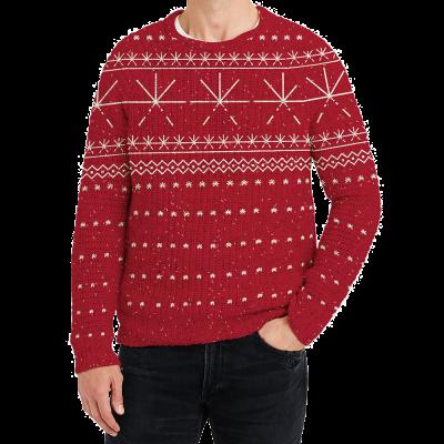 IMAGE | Logo Knit Sweater