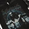 IMAGE   Anti-Christian Zip-Up Sweatshirt (Black) - detail 6