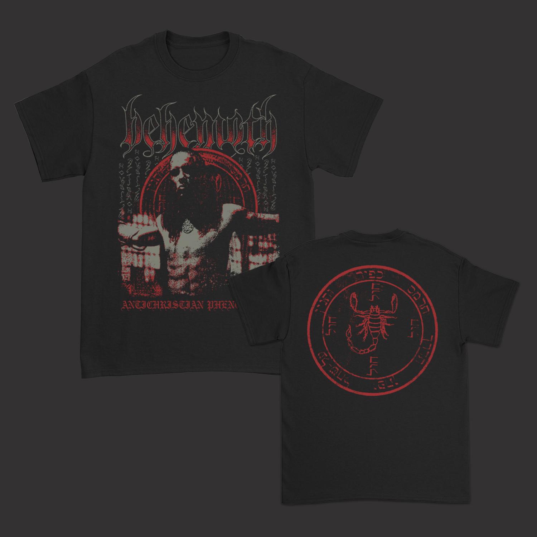 IMAGE   Anti-Christian T-Shirt (Black)