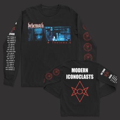 IMAGE | Modern Iconoclasts EU Tour 2000 Long Sleeve (Black