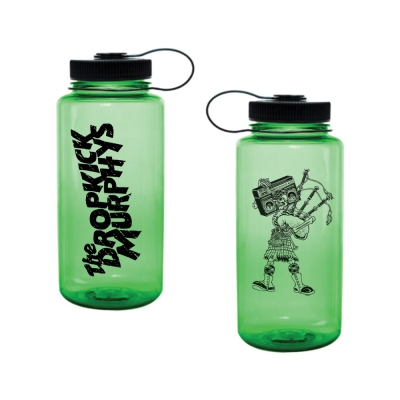Live Stream Boombox Skelly Nalgene 32 Oz. Water Bo