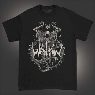 Vovin Odo Cicle Qaa T-Shirt (Black)