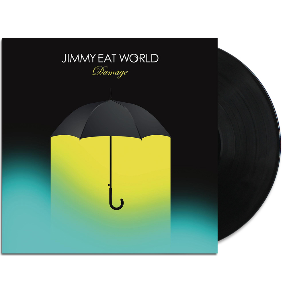 IMAGE   Damage LP (Black)
