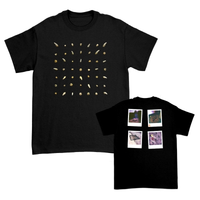 VOBBB Album Polaroids T-Shirt (Black)