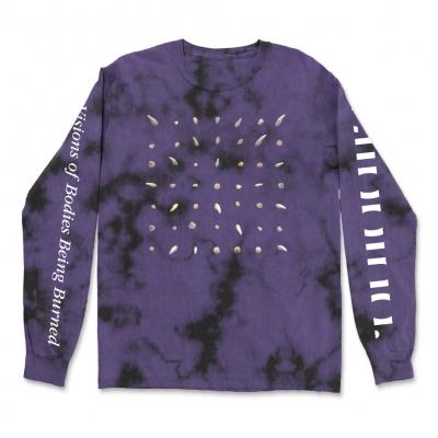 VOBBB Album Long Sleeve (Purple Dye)
